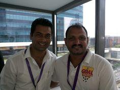kalyan Chaubey: Jo Paul Ancheri, always a good friend of mine.