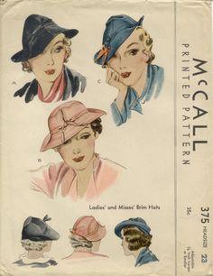 Vintage Sewing Patterns   pretty vintage sewing patterns : Honey Kennedy