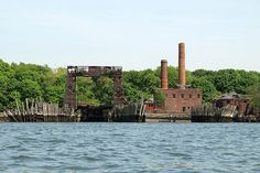 North Brother Island - East River, New York City