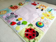 Baby Learning Activities, Craft Activities For Kids, Infant Activities, Baby Sewing Projects, Sewing For Kids, Felt Kids, Birthday Wishes And Images, Cute Baby Girl Pictures, Baby Room Diy