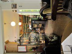 Tante T, Copenhagen. Great tearoom!