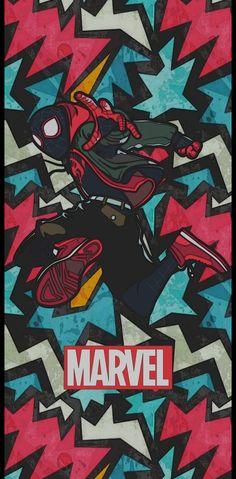 Graffiti Wallpaper, Marvel Wallpaper, Glitch Wallpaper, Future Wallpaper, Spider Art, Spiderman Spider, Amazing Spiderman, Manga Anime, Anime Art