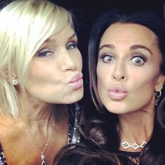 More #Amsterdam craziness ensues tonight on #RHOBH Don't miss it
