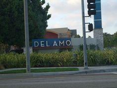 Del Amo mall in Torrance, California