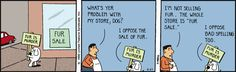 Yes. This Dilbert is a real classic.