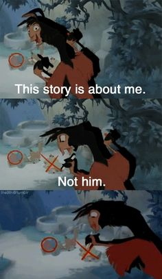 the emperors new groove --- hands down - one of my favorite movies!!!