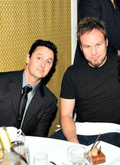 Mike and Jeff (MIKE IS IN A SUIT! Bonus!!)