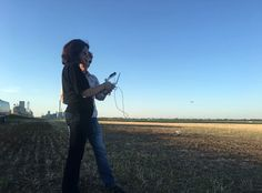 Nebraska cornfields become new frontiers for drone storytelling. Over the course of three days, more than 60 journalists and media professionals explored issues of weather, safety, ethics, constitutional rights, regulations and more. Matt Waite, a pioneering drone journalist who teaches at the University of Nebraska-Lincoln's College of Journalism and Mass Communications, led exhaustive but critical sessions about how to prepare for the Federal Aviation Administration test required for… Federal Aviation Administration, Constitutional Rights, Mass Communication, Three Days, Journalism, Nebraska, Agriculture, Lincoln, Storytelling