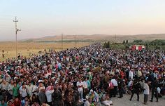 Syrian refugees find support from Catholic Relief Services