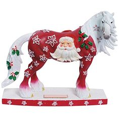 Westland Giftware Horse of a Different Color Figurine, Santa Claus Westland Giftware http://www.amazon.com/dp/B008MRT3BK/ref=cm_sw_r_pi_dp_bEVdwb03WT296