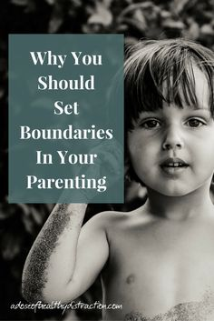 """After much floundering I learned the hard way that setting boundaries is important in parenting. As Brene Brown says, """"a boundaried person is a kind person."""" My child will be a better person because I gave him limits. #boundaries #parenting"""