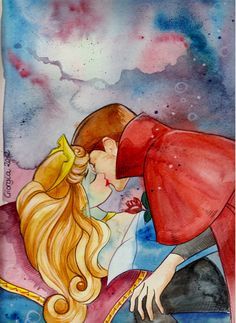 Fan Art of sleeping beauty for fans of Sleeping Beauty 33206687 Disney Pixar, World Disney, Disney Fan Art, Disney Films, Disney And Dreamworks, Disney Cartoons, Disney Characters, Princesse Aurora, Caricatures