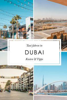 Taxi fahren in Dubai: Kosten und Tipps