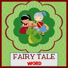 If once upon a time, your students dreamed of a land far, far away with dragons, princesses, and knights, then they will love this newsletter! Perfect to use with your classroom theme or when you are studying the fairy tale genre with your kiddos!