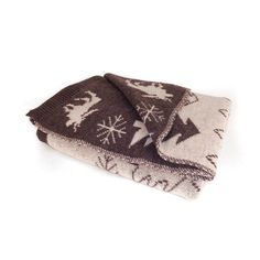 """Eclipse Home Collection Wilderness Throw 68"""" L x 50"""" W"""