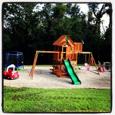 kids playhouse on pinterest backyard play areas play