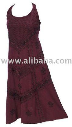 Gothic Halter Women Sun Dress - Buy Halter Dress,Fashion Dress,Vintage Dress Product on Alibaba.com