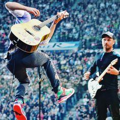 """Polubienia: 113.2 tys., komentarze: 248 – Coldplay (@coldplay) na Instagramie: """"Let's go! #ColdplayHannover R42"""""""