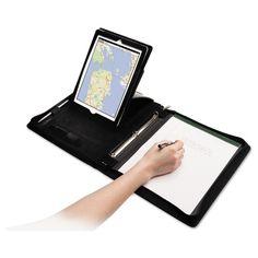 Folio Trio Mobile Workstation for iPad2/3, Black - MobileGear.com