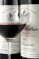 Summer Wine investment. 2007 Château Montrose, St. Estèphe, Bordeaux. Emporium of Wines