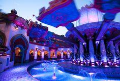 Magic Carpets of Disney Sea!