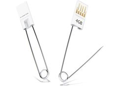 Bulavkus USB Safety Pin Flash Drive