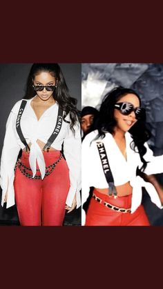 Once Upon a time there was.Queen Beyonce as Queen Bee Lil kim Hip Hop Fashion, 90s Fashion, Fashion Outfits, Womens Fashion, Fasion, Fashion Ideas, Lil Kim 90s, King B, Afro