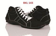 sepatu casual pria BKL-143 harga 250 uk 38-43 bahan canvas sol TPR