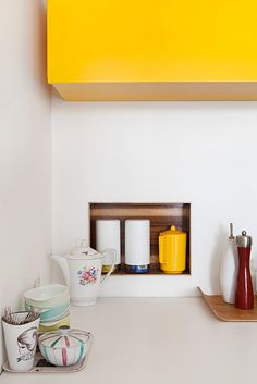 Color! in details. One of a series of interior photo's in my house in Amsterdam. Photography by Jansje Klazinga JKF® #kitchen #design