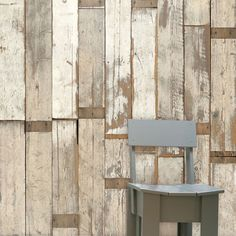 vintage wallpaper timber -
