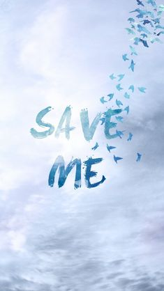 #Lockscreen #SaveMe