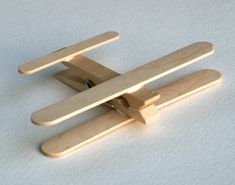 This week for our Art and Crafts segment here at Life of Dad we are making airplanes out of clothespins. This is a fun and easy craft that your kids will enjoy. Most of the materials will be around yo...