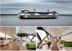 New Innovative CNG-Electric Hybrid #Ferry #Texelstroom
