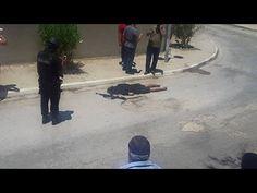 من قلب الحدث لعملية إطلاق النار على السياح و لحظة قتل منفذ الهجوم في سوسة تونس