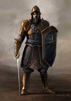 Le Monde de Narnia - Chapitre 2 : Le Prince Caspian - The Art of Disney Fantasy Warrior, Fantasy Weapons, Fantasy Rpg, Medieval Fantasy, Fantasy Artwork, Dark Fantasy, Prince Caspian, Armor Concept, Concept Art