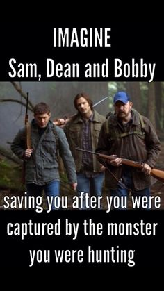 Imma pretend Bobbys alive...
