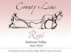 Wine Wednesday on 30a Consistently praised as a premiere Californian rosé, this wine comes from Anderson Valley in Mendocino County.