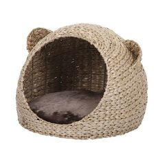 Cat Cave Takla Brown 33cm