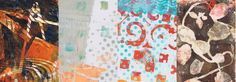 gelliprintclass -- FREE BASIC CLASSES IN GELLI PRINTING -- In Irvine TX by Sharon Giles