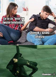 Chamskie obrazki, czarny humor I Love Anime, Me Me Me Anime, Best Memes, Best Quotes, Polish Memes, Funny Comics, Funny Photos, Star Wars, Fandoms