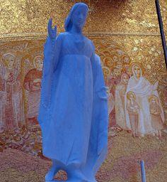 Our Lady of Fatima, Church of the Most Holy Trinity Shrine of Fatima, Portugal