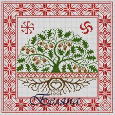 Схема Родового дерева и очень важный