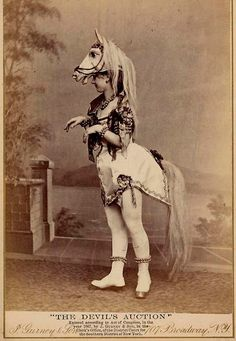 Gorgeous Photographs of Exotic Dancers From the 1890s