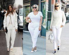 5 maneiras de arrasar de calça branca - Blog da Cris Feu