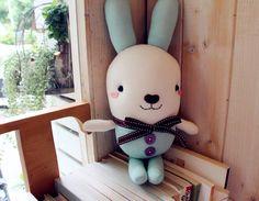 新竹 好日 手做 兔子; handmade bunny