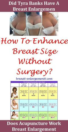 how to get bigger breasts without surgery uk