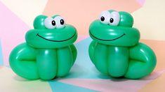 Лягушонок из шарика / One balloon frog (Subtitles)