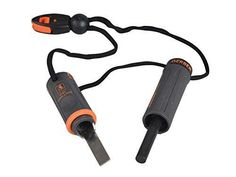 Baby Galore Gerber Bear Grylls Fire Starter Ferrocerium Rod and Metal Striker - Black with 2 Tinder Cubes Camping Essentials, Camping Hacks, Camping Checklist, Camping Activities, Tent Camping, Camping Gear, Camping Equipment, Camping Style, Glamping