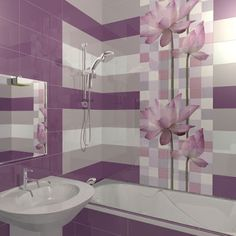 Do you want to have a modern small bathroom? Here we present the 45 Modern Small Bathroom Decor Ideas. Modern Small Bathrooms, Modern Bathrooms Interior, Modern Bathroom Design, Bathroom Interior Design, Wall Decals For Bedroom, Kitchen Wall Colors, Toilet Design, Bathroom Shower Curtains, Black Decor