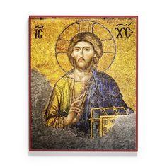 Christ Pantocrator (Hagia Sophia) Icon - X114 - Legacy Icons